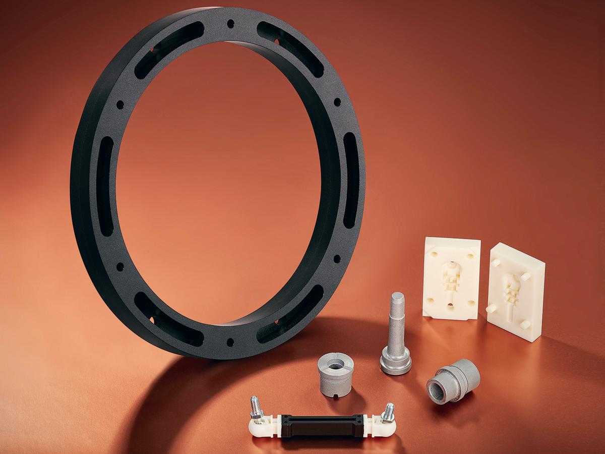 3D-Druck, Spritzguss oder CNC-Frasen?