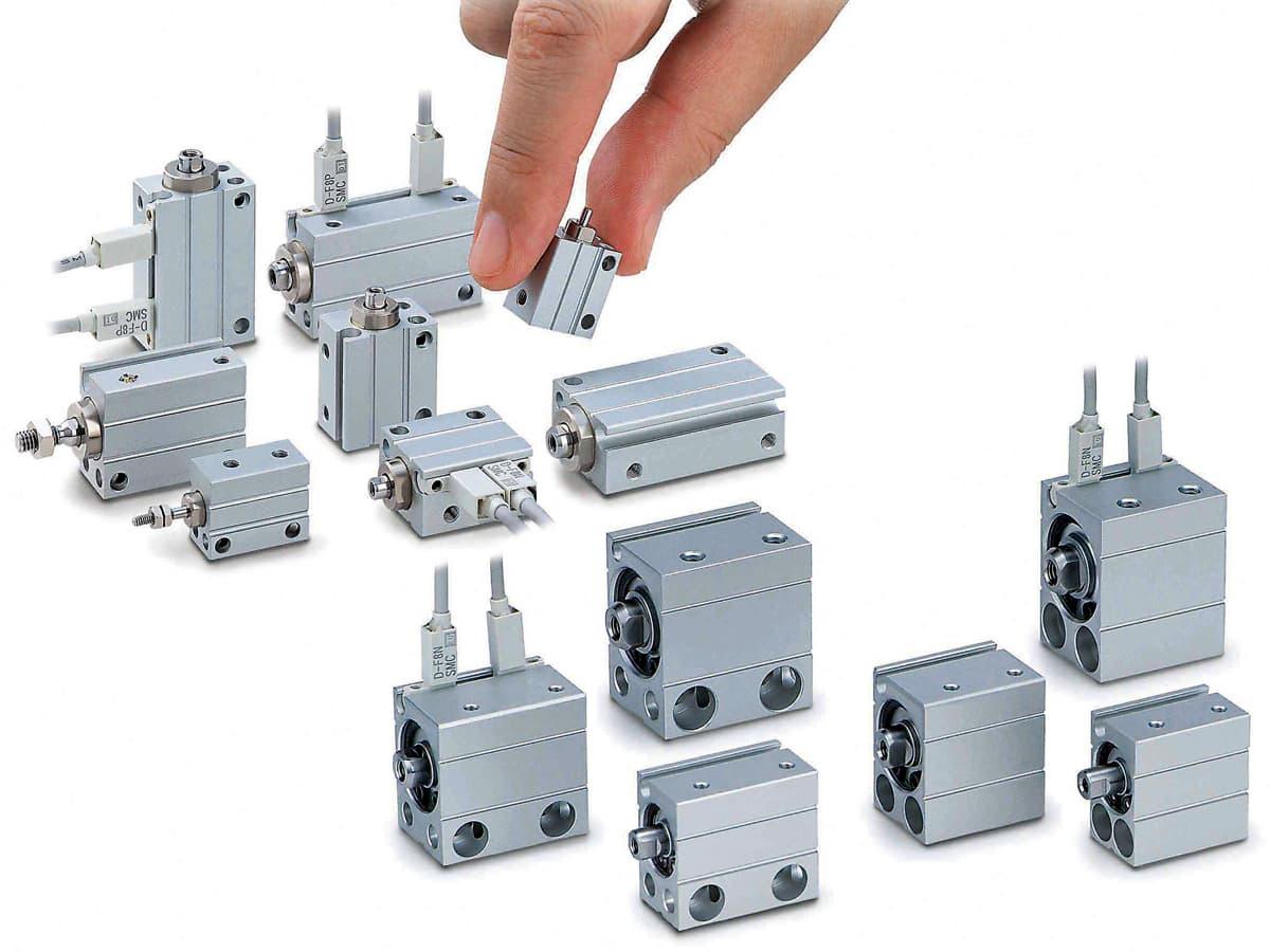 Welche Vorteile haben Mini-Bauteile in der Automatisierung?