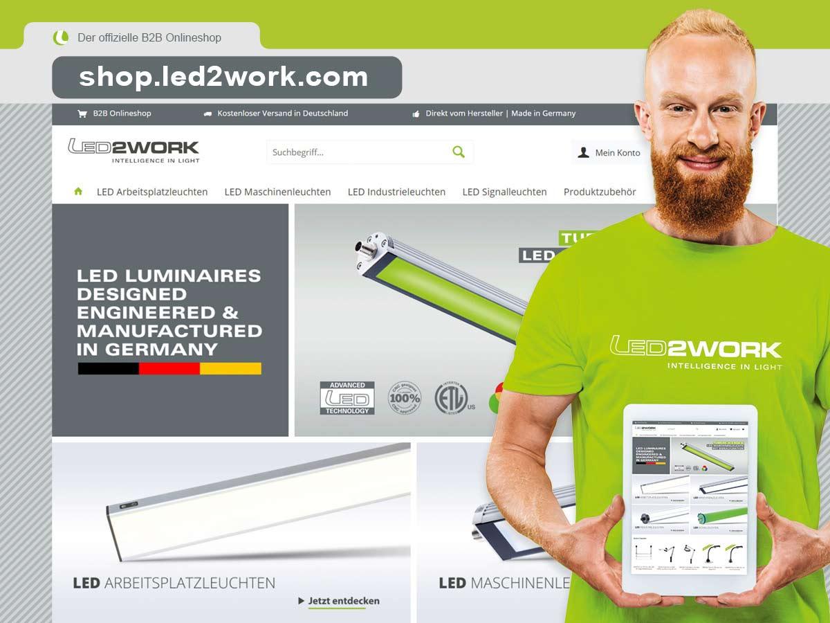 Einfacher Vergleich und Einkauf von LED-Industrieleuchten