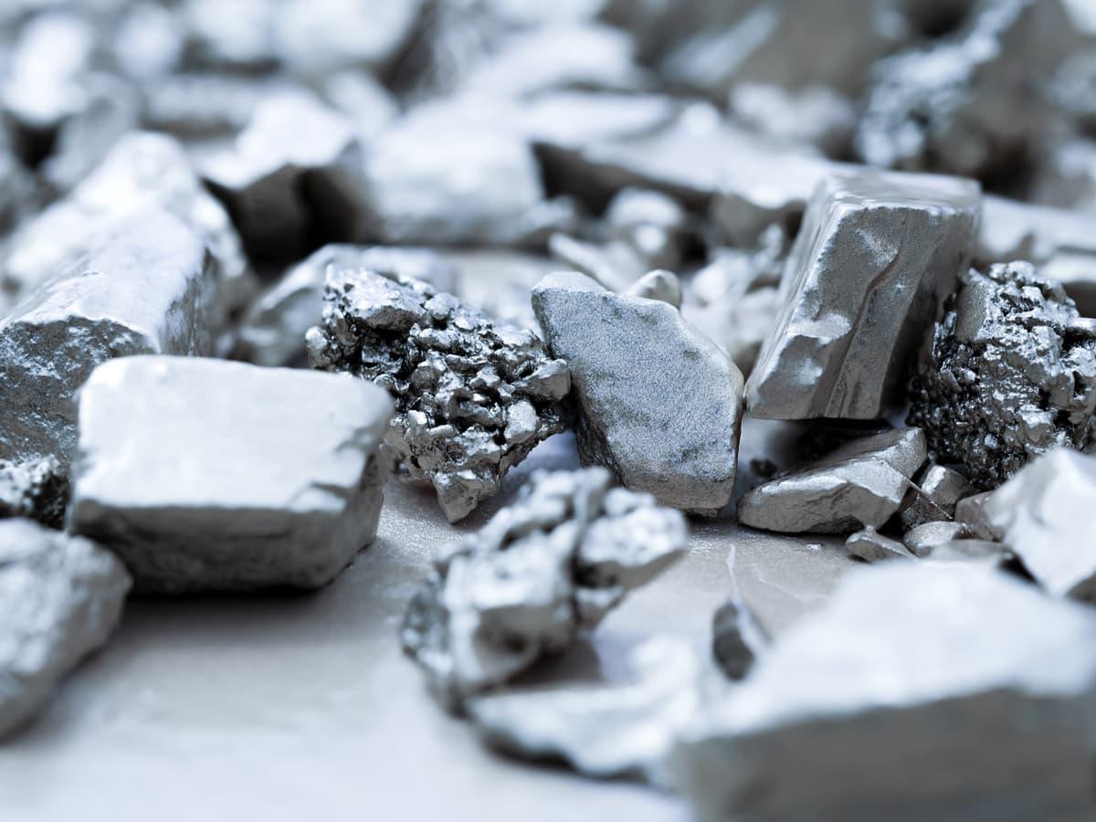 Warum Kupfer, Zinn und Platin immer teurer werden
