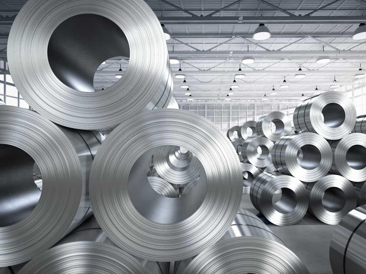 Preis für Aluminium so hoch wie seit Jahren nicht mehr