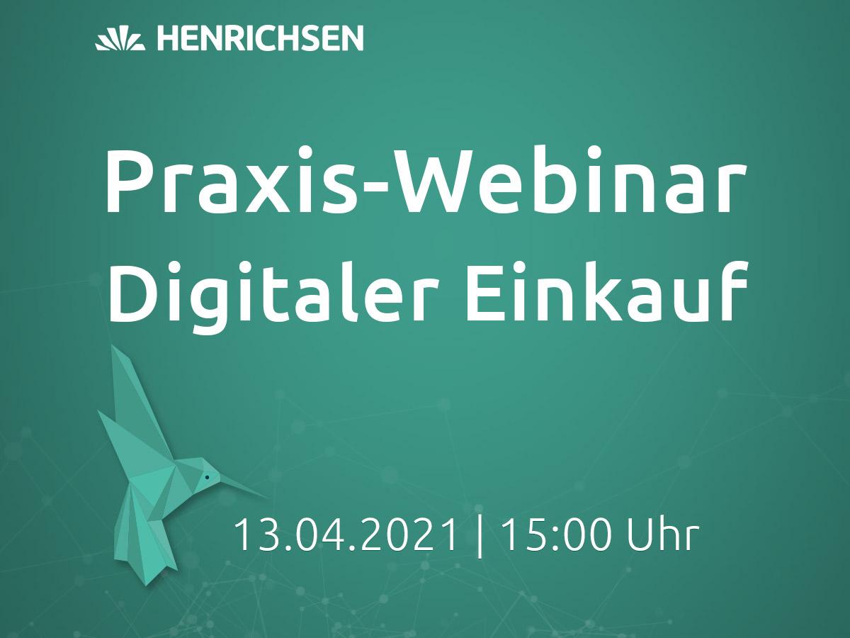 Digitaler Einkauf bei der Simon Hegele GmbH