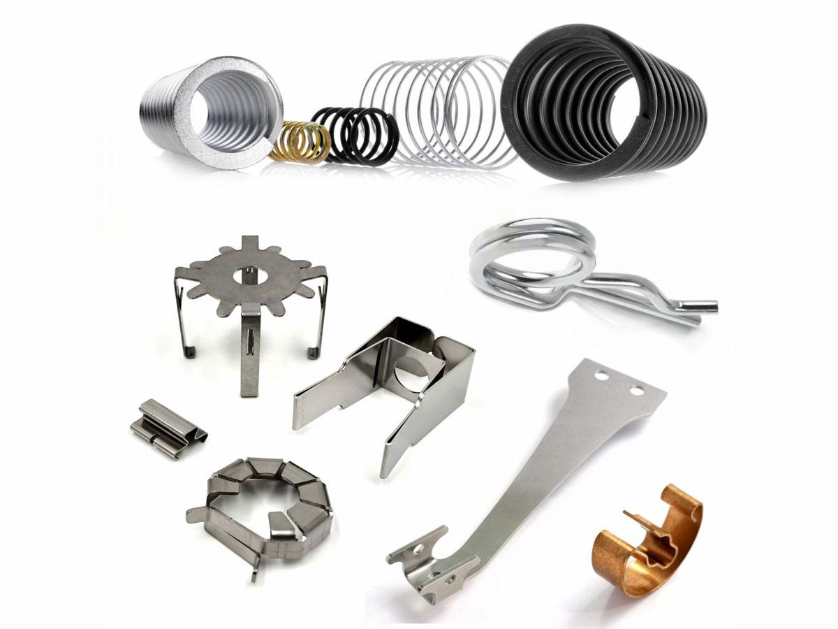 Die Welt der Metallfedern ist komplex und umfangreich