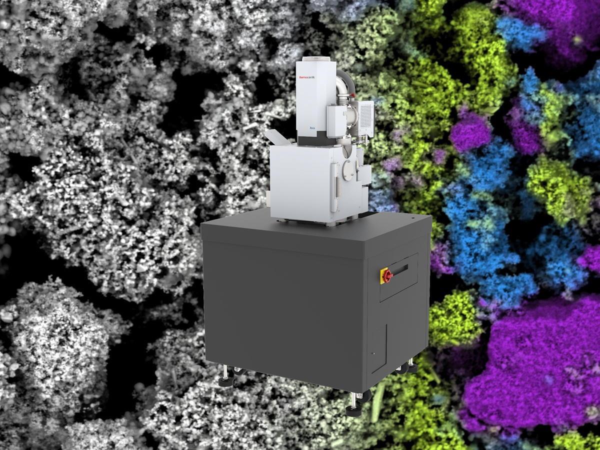 Technisch führender Hersteller von RasterElektronenMikroskopen