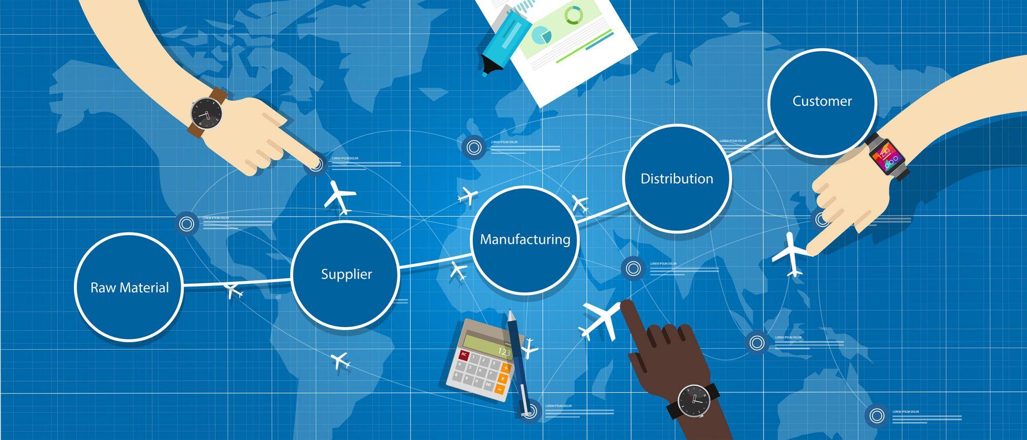 Resiliente Lieferkette - So machen Sie Ihre Supply Chain zukunftssicher