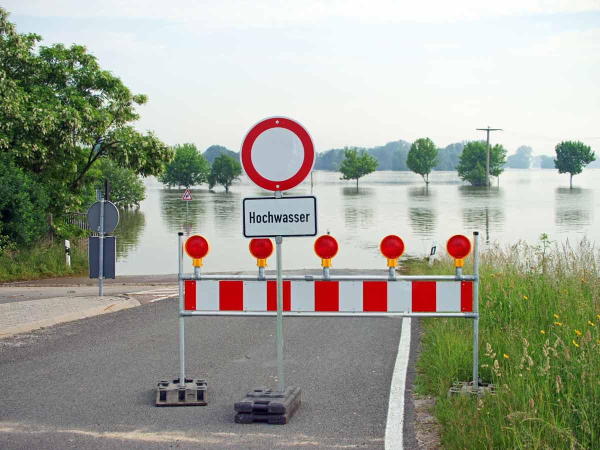 Thyssen Krupp erklärt Force Majeure aufgrund der Flutfolgen