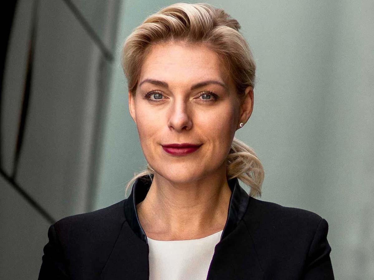 Dr. Helena Melnikov neue BME-Hauptgeschäftsführerin