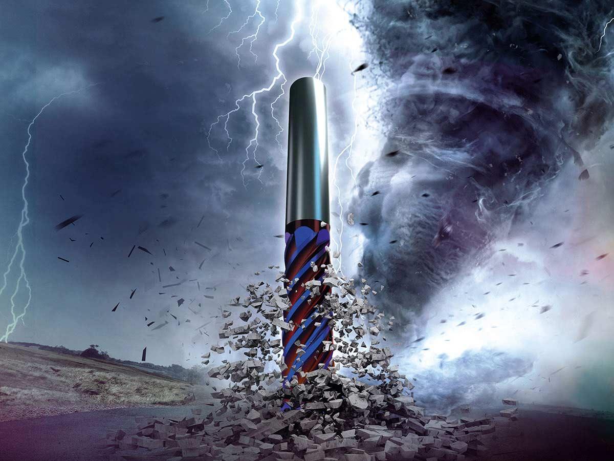ATORN RockTec PRO Fräser: Von Natur aus echte Power